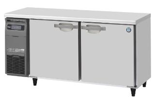 幅1500 奥行750 容量436L ホシザキテーブル形冷蔵庫 内装ステンレス仕様 RT-150SDG