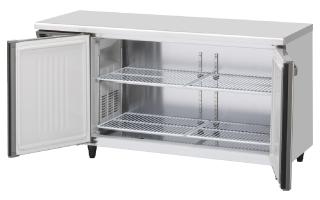 幅1500 奥行600 容量335L ホシザキテーブル形冷蔵庫 内装ステンレス仕様 RT-150SNG-ML