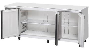 幅1800 奥行600 容量421L ワイドスルーホシザキ テーブル形冷蔵庫 内装カラー鋼板仕様 RT-180MNCG-ML
