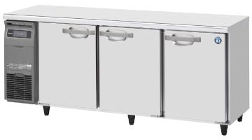 幅1800 奥行600 容量419L ホシザキ テーブル形冷蔵庫 内装カラー鋼板仕様 RT-180MNCG