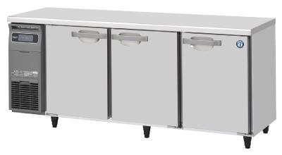 幅1800 奥行750 容量549L ホシザキテーブル形冷蔵庫 内装ステンレス仕様 RT-180SDG