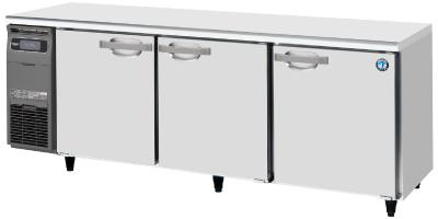 幅2100 奥行600 容量508L ホシザキ テーブル形冷蔵庫 内装カラー鋼板仕様 RT-210MNCG