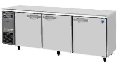 幅2100 奥行600 容量508L ホシザキテーブル形冷蔵庫 内装ステンレス仕様 RT-210SNG