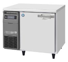 幅900 奥行600 容量157L ホシザキ テーブル形冷蔵庫 内装カラー鋼板仕様 RT-90MNCG