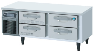 RTL-120DDCG ドロワー冷蔵庫 ホシザキ 幅1200 奥行750 容量90L