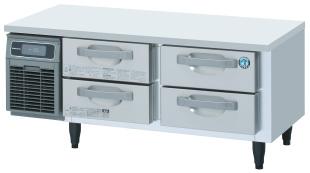 RTL-120DNCG ドロワー冷蔵庫 ホシザキ 幅1200 奥行600 容量68L