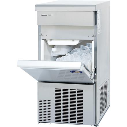 SIM-S2500B パナソニック 製氷機 製氷能力28/30kg/日 幅395*奥行450