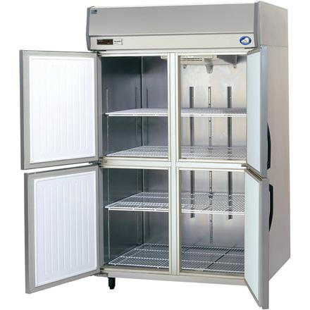 幅1200 奥行650 パナソニック タテ型業務用冷蔵庫 SRR-K1261
