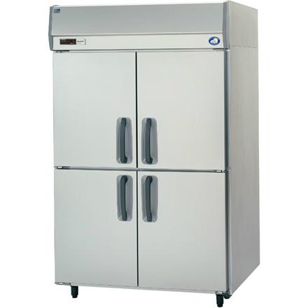 幅1200 奥行800 パナソニック タテ型業務用冷蔵庫 センターピラーレス SRR-K1283S