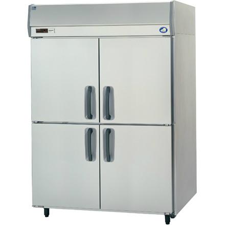 幅1500 奥行650 パナソニック タテ型業務用冷蔵庫 センターピラーレス SRR-K1561S