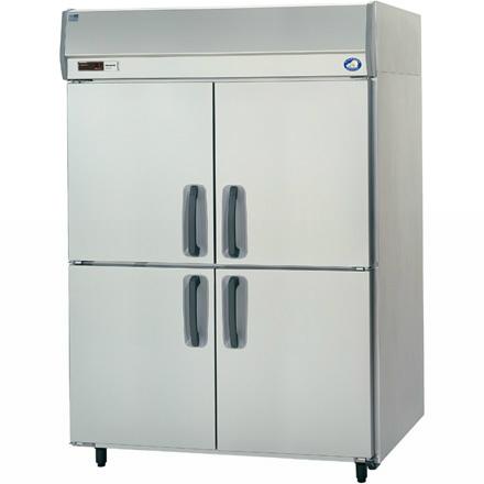 幅1500 奥行800 パナソニック タテ型業務用冷蔵庫 センターピラーレス SRR-K1583S