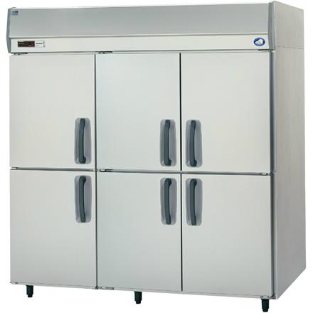 幅1800 奥行800 パナソニック タテ型業務用冷蔵庫 SRR-K1881